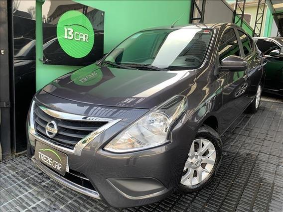 Nissan Versa 1.6 Sv Flex 4p Automático - 21.000km