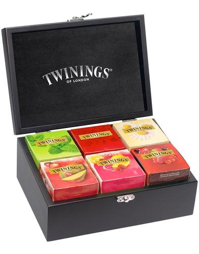Caixa De Chá Twinings Madeira 60 Sachês Original