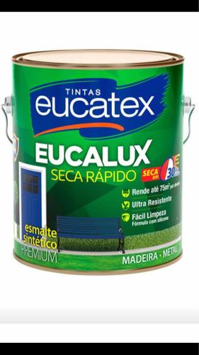 Eucalux Esmalte Sintético