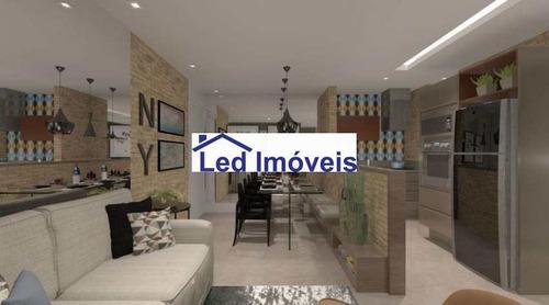 Imagem 1 de 14 de Apartamento Com 2 Dorms, Km 18, Osasco, Cod: 439 - V439