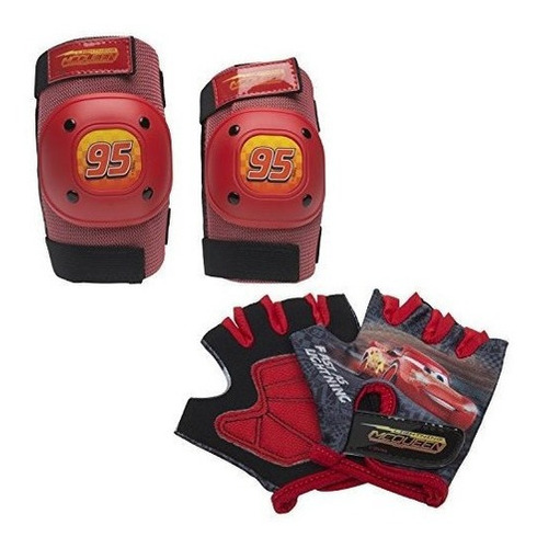 Bell Cars Pad Y Glove Set