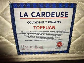 Colchon La Cardeuse Topfuan 1.80 X 2.00