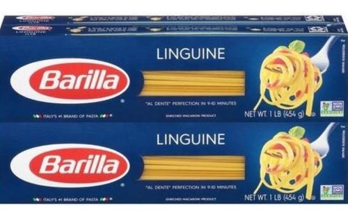 Barilla Pasta Linguini 4 Pk/454 G