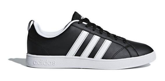 Tenis adidas Vs Advantage Negros Caballero 100%originales Cl