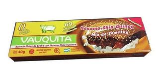 Vauquita Sesamo Mix De Semilla 40g X 24u Gomarket Mayorista