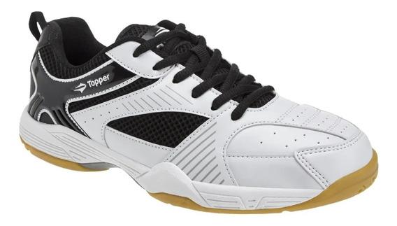 Topper Tenis/voley Suela Caramelo Blanco/ Negro