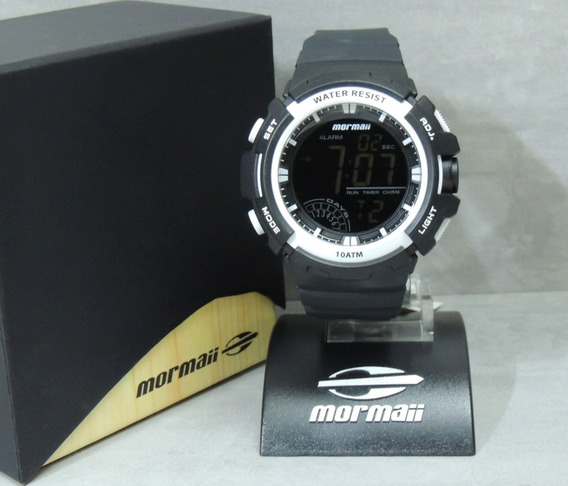 Relógio Mormaii Masculino Modelo: Mo8902ab/8c - Nota Fiscal