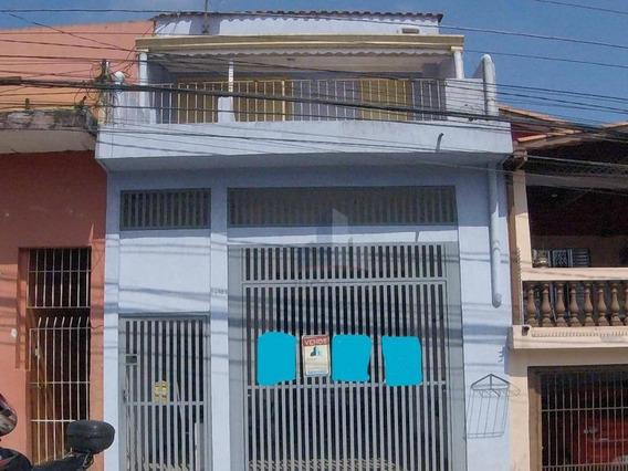 Casa Residencial À Venda, Parque São Vicente, Mauá. - Ca0027