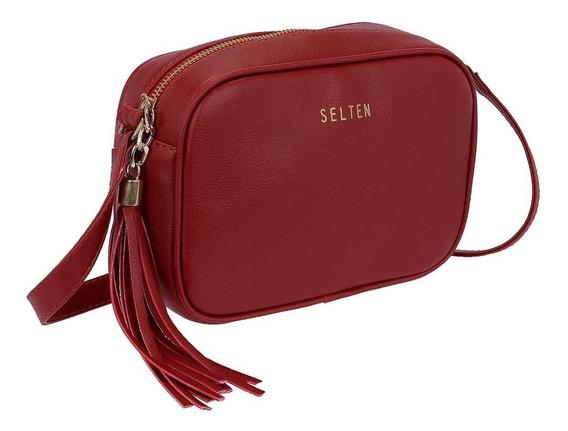 Bolsa Mini Bag Pequena Feminina Alça Lateral Selten