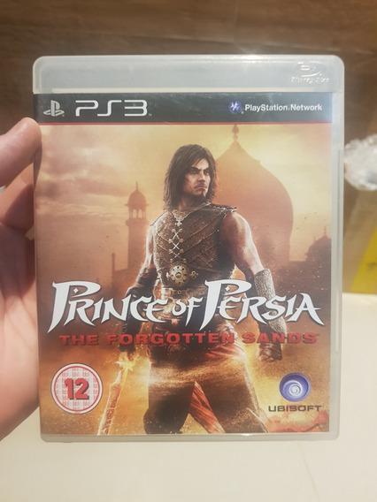 Prince Of Persia Ps3 Midia Fisica Forgotten Sands