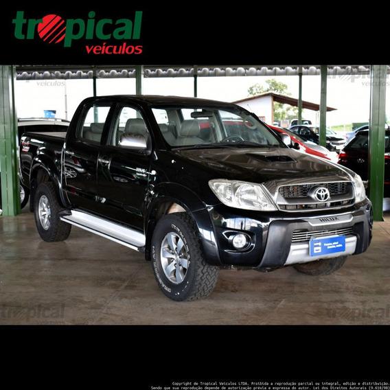 Toyota Hilux Srv 4x4 Cd 3.0 16v Turbo