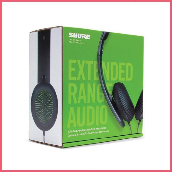Fone De Ouvido Headphone Fun Preto - Srh144 Shure