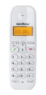 Telefone F/ Intelbras Ts 3110 Branco Luminoso Dec 6.0 Saldão