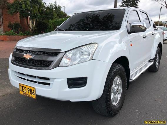 Chevrolet Luv D-max Ls 4x4 2500cc Tdi Mt Aa Dh Fe
