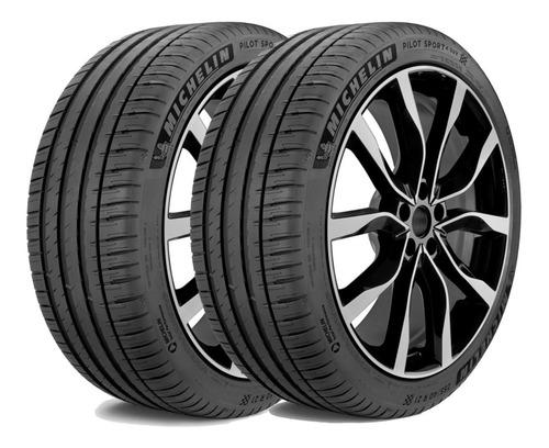 Kit X2 Cubiertas 285/45r20 Michelin Pilot Sport 4 Suv Fs6