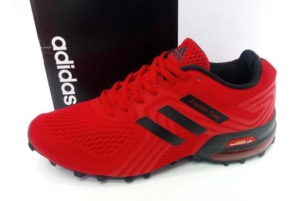 2zapatos adidas rojos hombre