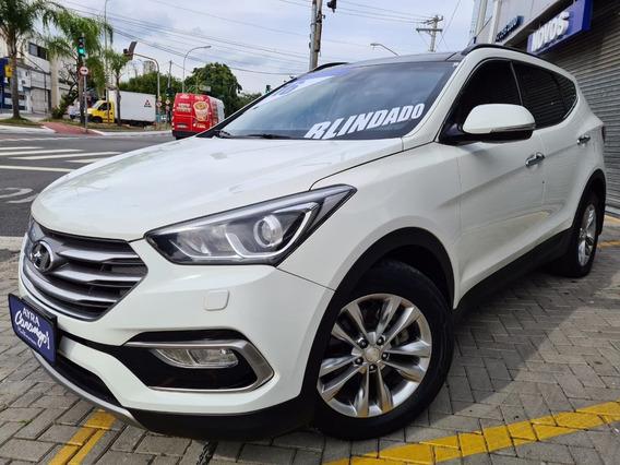 Hyundai Santa Fe/gls 3.3 V6 4x4 Tiptronic 2015/2016