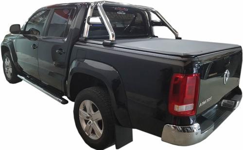 Barra Antivuelco Cromada Bepo P/ Ford Ranger 2017 2018 2019
