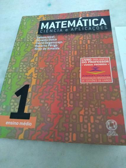 Matematica Ciência E Aplicações 1 Professor