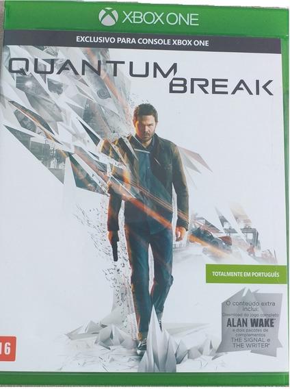 Jogo Quantum Break Xbox One - Midia Fisica