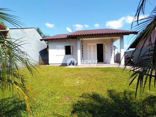 Imagem 1 de 30 de Casa Com 3 Dormitórios À Venda, 131 M² Por R$ 400.000,00 - Imigrante Norte - Campo Bom/rs - Ca3045