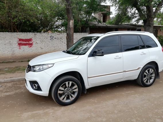 Chery Tiggo 3 1.6 3 Luxury 2017