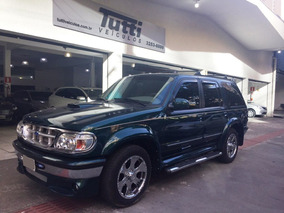 Ford Explorer 4.0 Xlt 4x2 V6 Gasolina 4p Manual