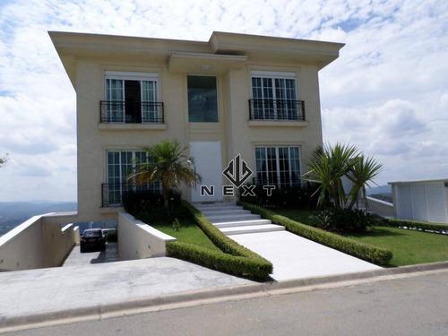 Casa Com 5 Suites À Venda, 950 M² No Residencial Genesis 2 - Alphaville - Sp - Ca0488