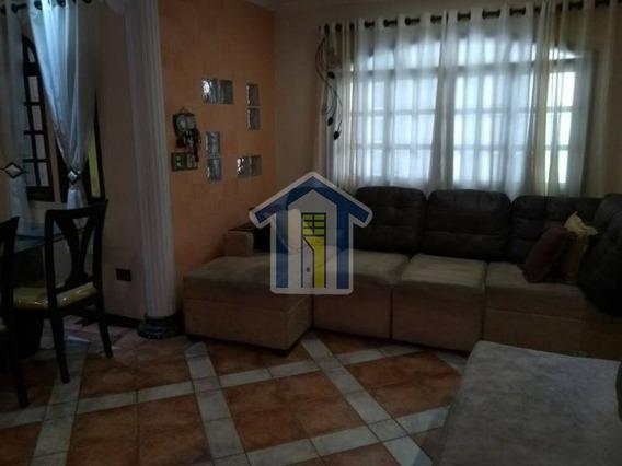 Sobrado Em Condomínio Para Venda No Bairro Parque Erasmo Assunção - 8929gt