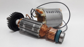 Kit Rotor + Estator Plaina Kp0800 220v Original Makita