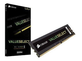 Memória Corsair Value Select Ddr4 De 16gb 2133mhz
