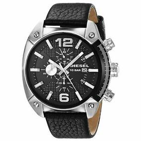 095f419796c2 Reloj Diesel Correa De Cuero - Joyas y Relojes en Mercado Libre México