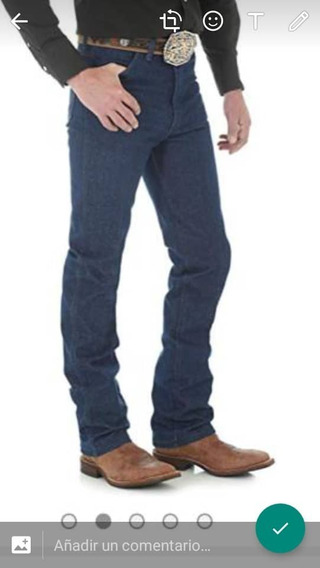 Wrangler Jeans Mexicano Orignal Pantalon Oferta