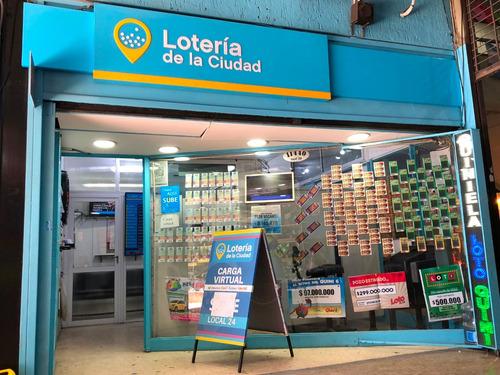Venta Urg (se Toma Permuta) Agencia Lotería De La Ciudad.