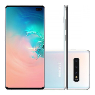Smartphone Samsung Galaxy S10 Plus 128gb Tela 6.4