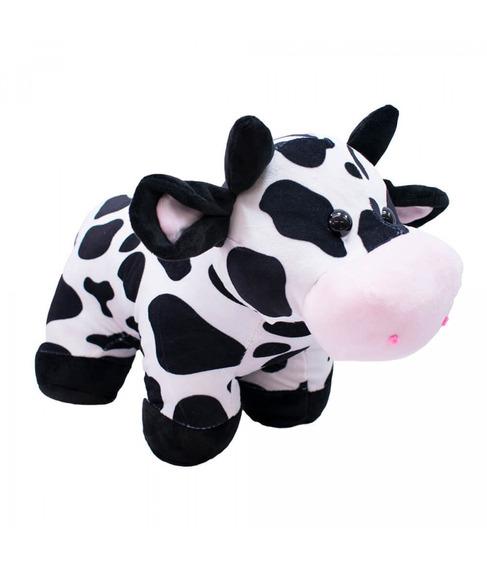 Vaca De Pelúcia Em Pé 39 Cm Fofytoys