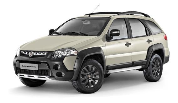 2020 Fiat Palio Adventure 1.6 113hp Abs Mt Camara Sensor Arh