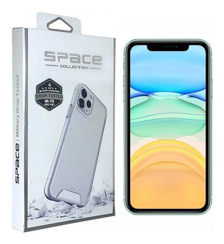 Imagen 1 de 4 de Case Funda Protector Original Space iPhone 11 Pro Max