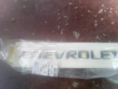 Emblema  Chevrolet  Optra Aveo