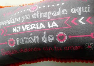 Almohadones Frases Spinetta En Mercado Libre Argentina