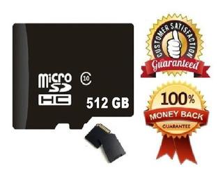 Cartão De Memória Sd 512 Gb