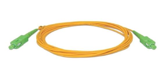 Cordão Óptico Sc/apc Sm 2,0mm 3m Xfc 2