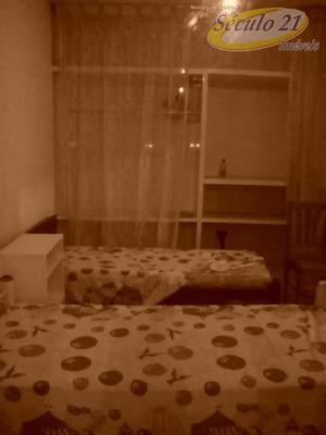 Apartamento Residencial Para Locação, Boqueirão, Santos. - Ap5313
