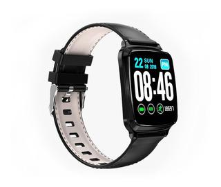 Reloj Inteligente, Dama Hombre Elegante Smartwatch Presión