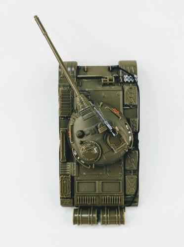 Miniatura 1 72 Diecast Carro De Combate Chino Tipo 59 1964 Mercado Libre