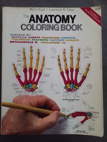 Livro De Anatomia Anatomy Coloring Book / Artistas E Médicos