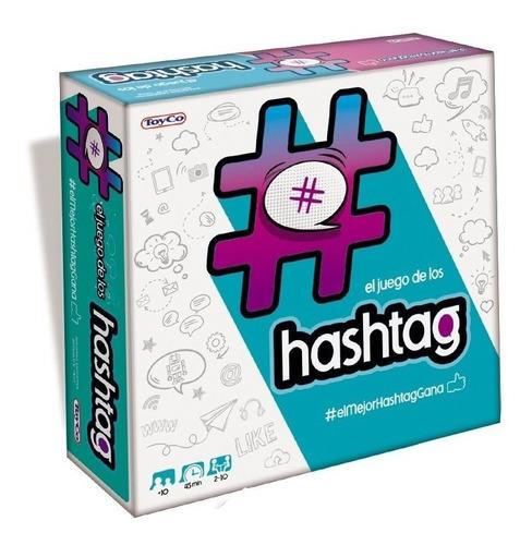 El Juego De Los Hashtag Original