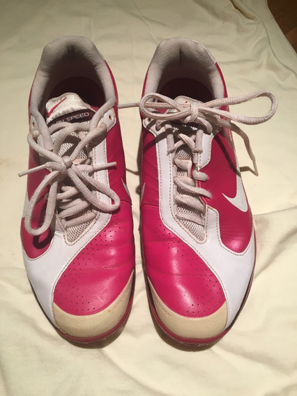 Zapatillas De Tenis Mujer Nike Originales Impecables T 37.5