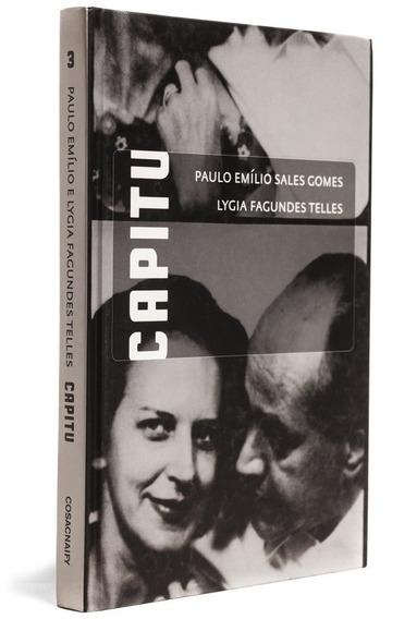 Capitu Paulo Emilio Gomes Lygia Fagundes Telles Frete Grátis