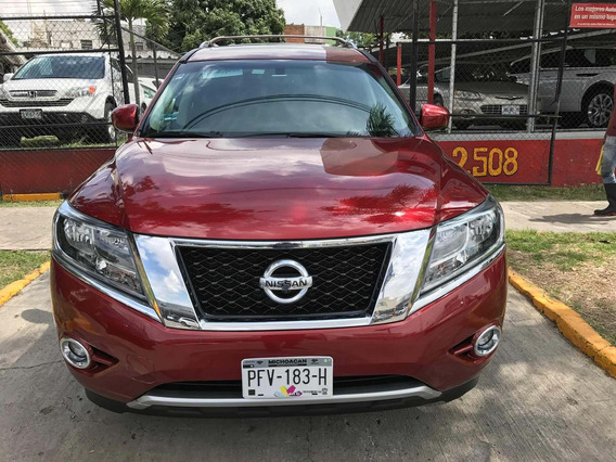 Nissan Pathfinder Exclusive V6 At 2013